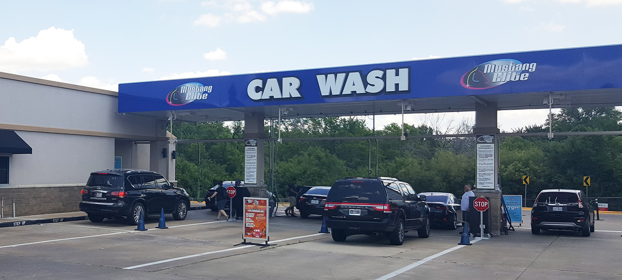 Grapevine Car Wash